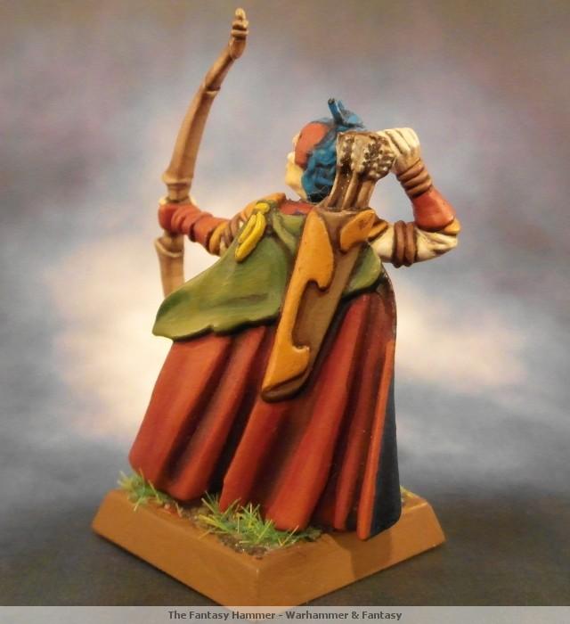 Wood Elves Glade Guard 1