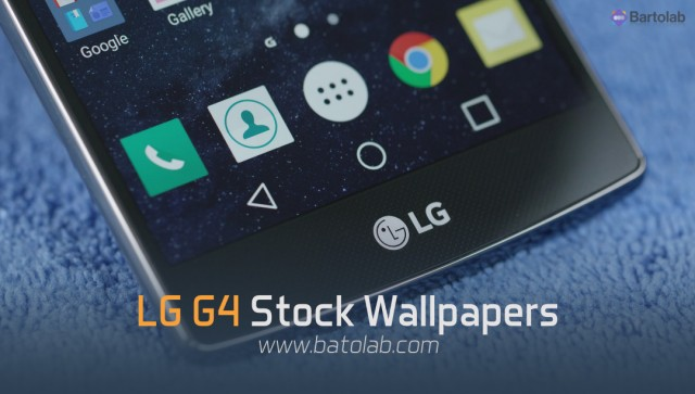 Official LG G4 Original Wallpapers