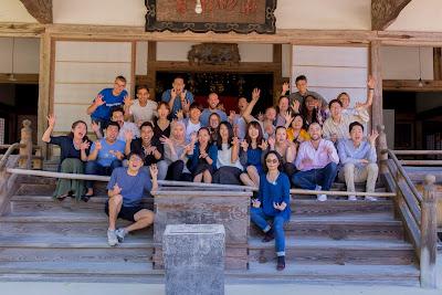 Changemakers roar! Photo credit: ChangemakerXchange
