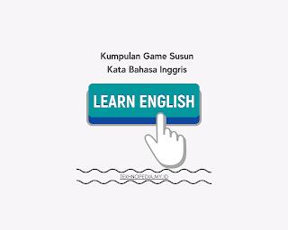Game Susun Kata Bahasa Inggris