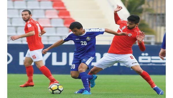 مشاهدة مباراة الجزيرة والسلط بث مباشر اليوم 18-09-2020 بالدوري الأردني
