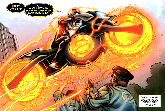 kekuatan the flash dc