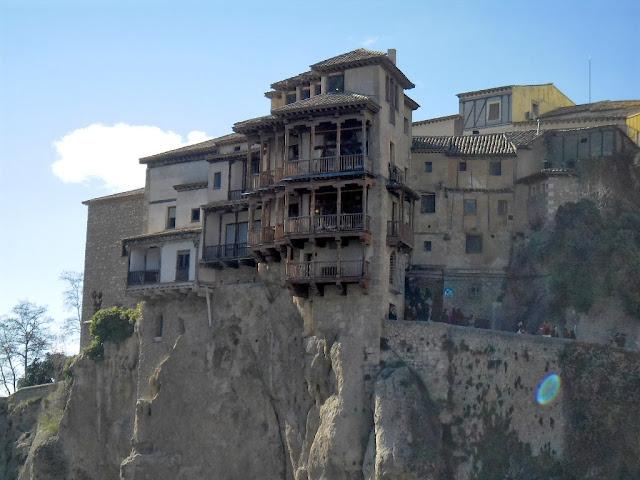 Las casas colgadas de Cuenca