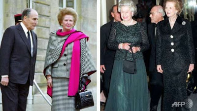 Margaret Thatcher's Late PM's Iconic Handbags Go To Auction