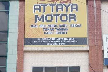 Lowongan Attaya Motor Pekanbaru Oktober 2019
