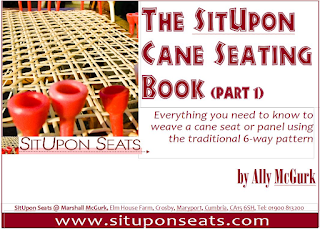 instruction book for cane seating chairs