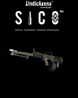 SICO Game All Weapons