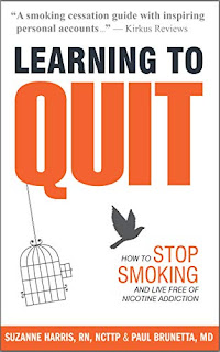 Learning to Quit: How to Stop Smoking and Live Free of Nicotine Addiction - Self-help - Suzanne Harris and Paul Brunetta