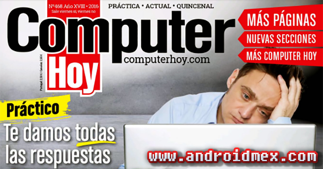 Computer Hoy - N° 468 banner