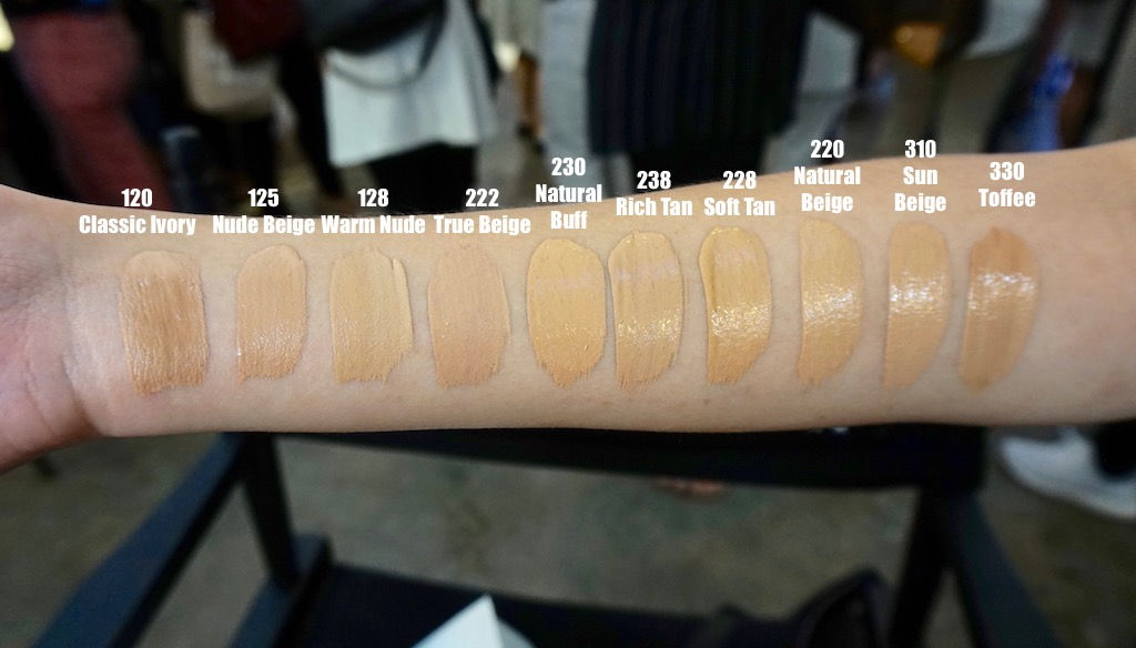 Maybelline Fit Concealer Shades