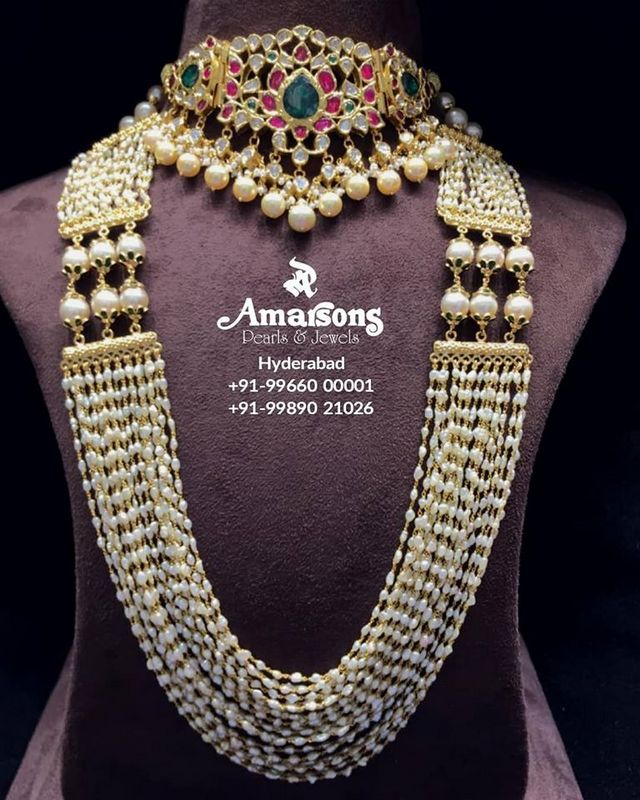 Coral Haram by Amarsons Jewellers