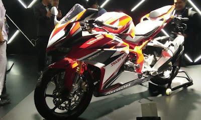 harga Honda CBR250RR
