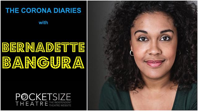 The Corona Diaries: Bernadette Bangura