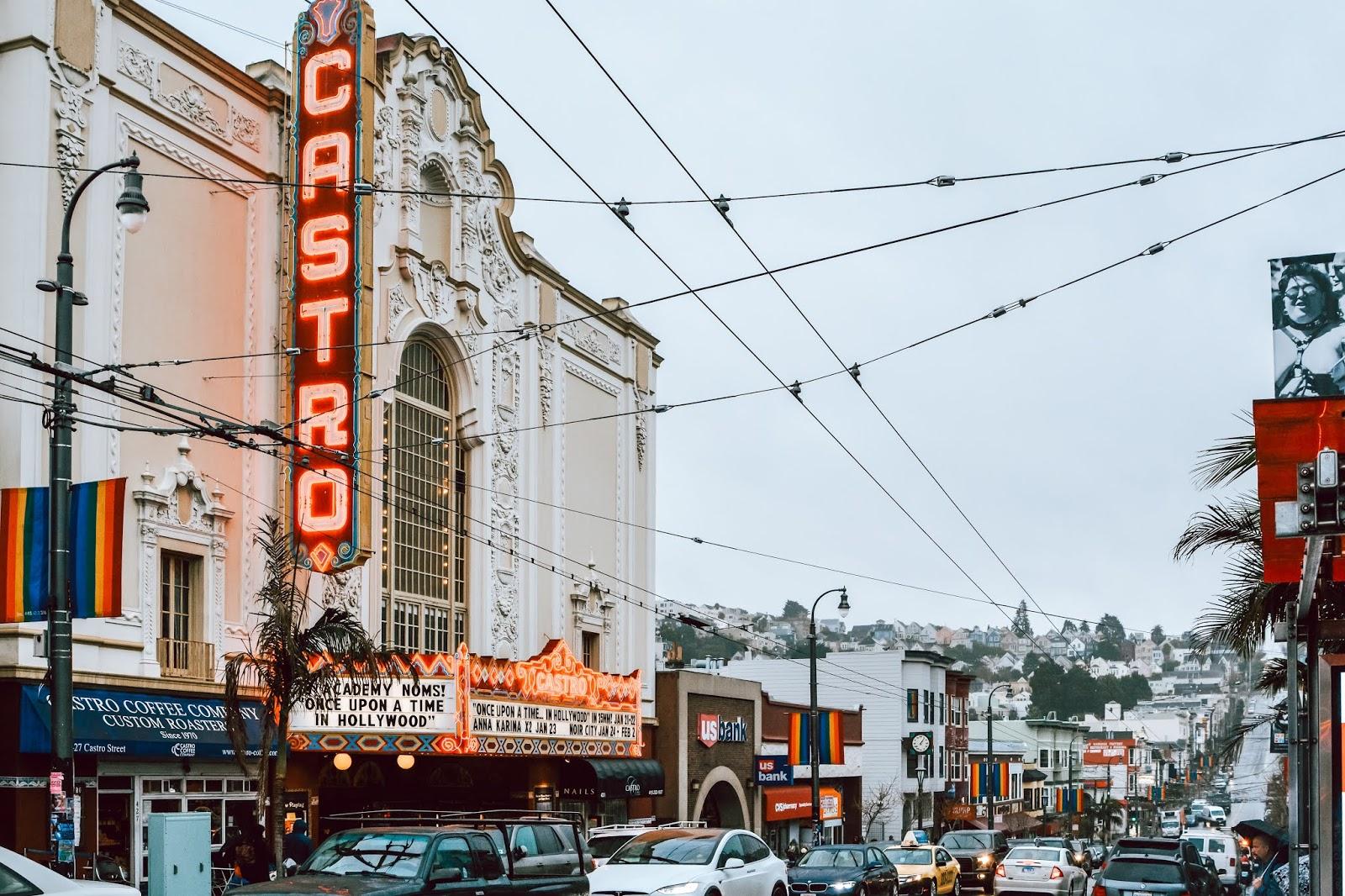 Castro California