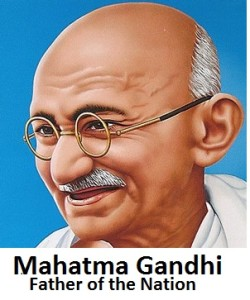 Father of the Nation, Mahatma Gandhi Biography