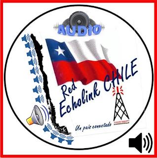 Logo Red Echolink Chile