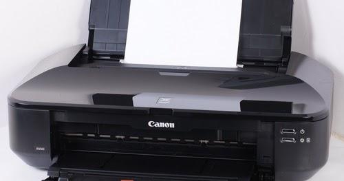 Resetter Canon iX6560 Download | Stark Driver