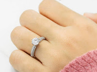 Koleksi Cincin Nikah Berlian dari Mondial