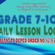 New! Ready Made DLL for Grades 7-10