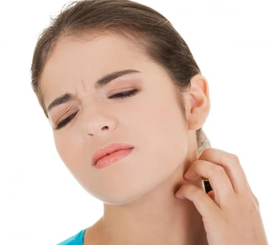 Alergi pada Kulit Muka karena Kosmetik