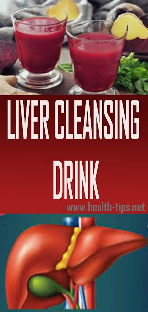 LIVER CLEANSING DRINK#NATURALREMEDIES