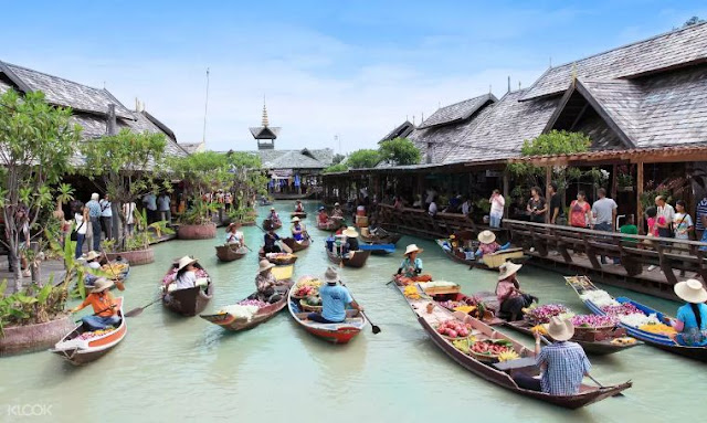 Day Tours from Bangkok Tourist Spots