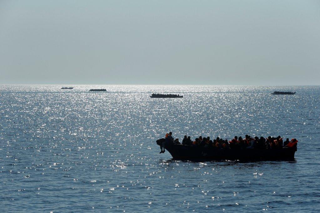 Près de 300 migrants interceptés au large du Maroc en quatre jours
