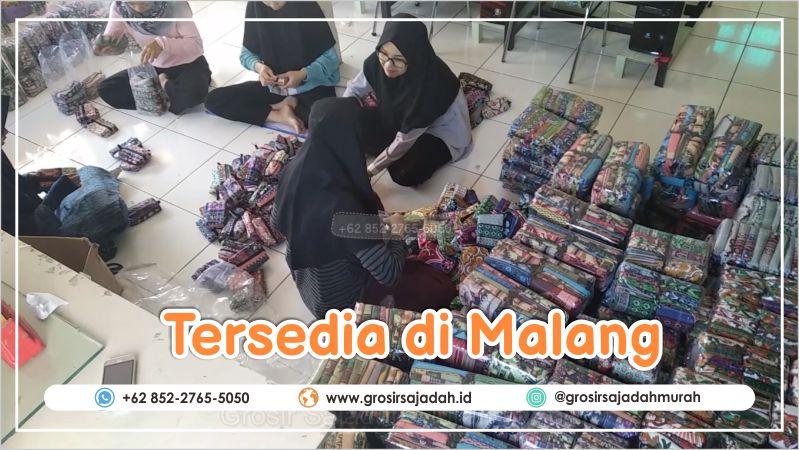 Sajadah New Normal Belinya di Grosir Sajadah Murah Malang
