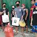 Lalaki, tinulungan ang 106 construction workers na walang makain