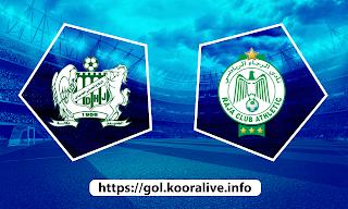 مشاهدة مباراة الرجاء ضد الدفاع الجسني الجديدي 28-2-2021 بث مباشر في الدوري المغربي