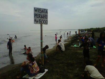 Tempat Wisata Pantai Maron Semarang 8