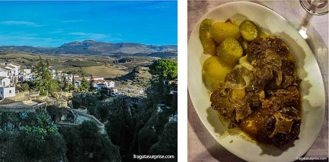 Rabo de toro, prato típico da Andaluzia