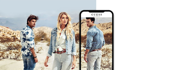 GUESS PHILIPPINES LAUNCHES MOBILE APP