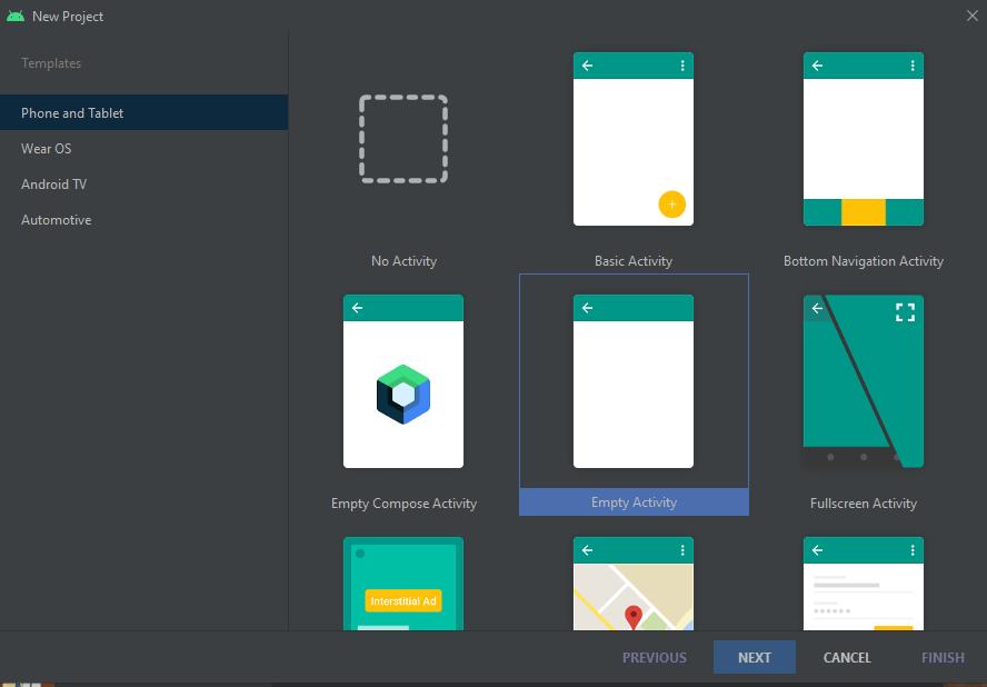 cara membuat aplikasi android gratis