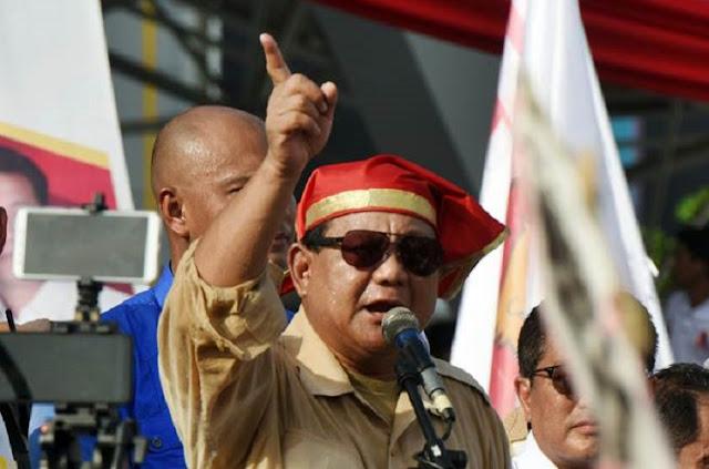 Prabowo Merasa Terhormat Mendapat Dukungan dari Kalangan Guru dan Akademisi