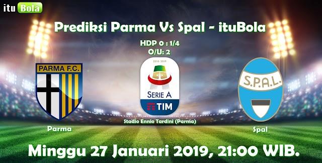 Prediksi Parma Vs Spal - ituBola