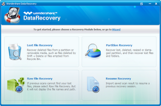Wondershare Data Recovery Sundeep Maan