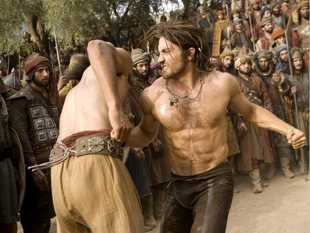 Jake Gyllenhaal Prince of Persia hair pictures