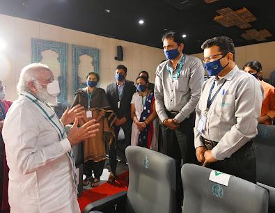COVID-19, vaccine,Bharat Biotech,Greetings, ICMR,narendramodi, कोरोना वैक्सीन,भारत बायोटेक,अभिवादन,प्रधानमंत्री नरेन्द्र मोदी,आईसीएमआर