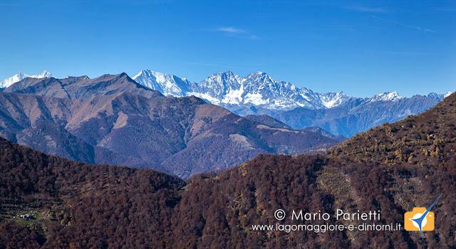 Valle Cannobina, Valgrande, Alpi