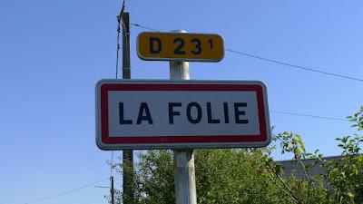 De Paris à la Rochelle en vélo couché, La folie