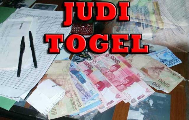 2 Pelaku Judi Togel dan KIM Ditangkap di Simalungun