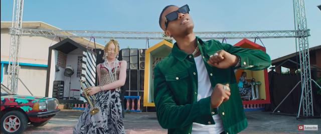 Blow Video By Wizkid