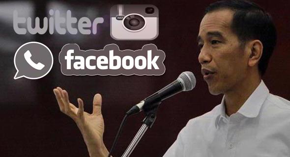 Presiden Jokowi Siap Blokir Aplikasi Facebook, Whatsapp Dan Juga Twitter