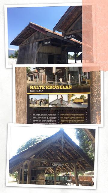 di Museum Kereta Api Indonesia