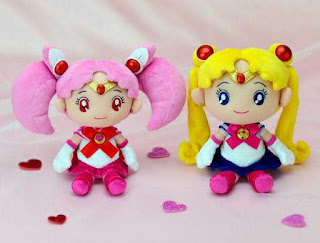 Boneka Sailormoon