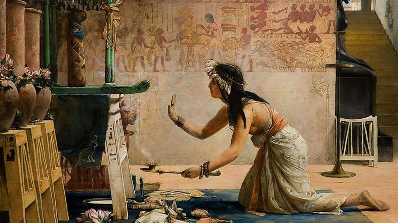 Veneración y culto a los felinos en el antiguo Egipto