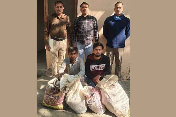 faridabad-crime-branch-sector-17-news-in-hindi