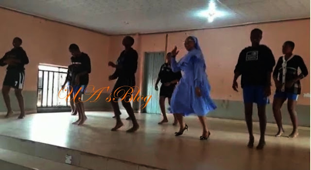 Reverend Sister Goes Viral After Dancing With Students (Photos+Video)