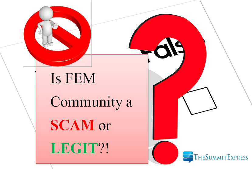 Find out here to verify if the claim of FEM Community is true or fake?